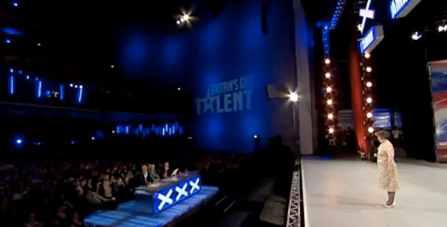 Susan Boyle Britain Talent