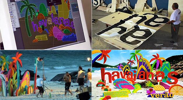 Havaianas No Photoshop