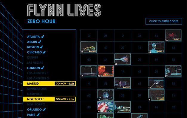 Tron Flynn Lives