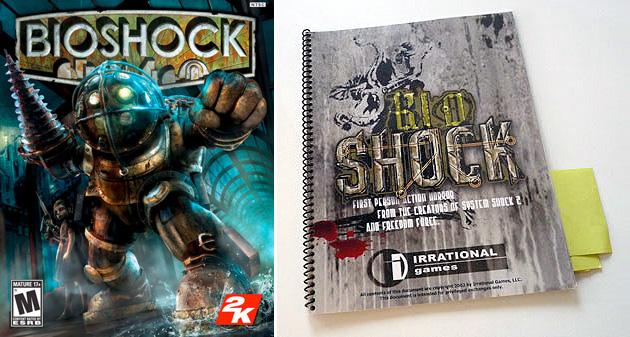 BioShock Documents