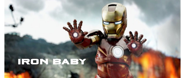 Iron Baby Man