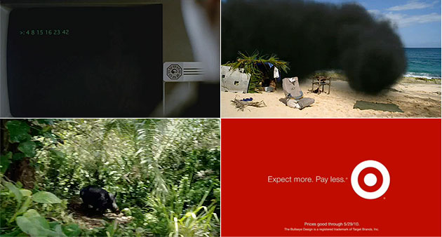 Lost Target Ads Commercials