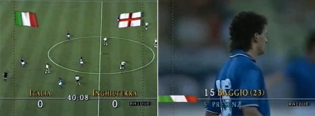 Copa 1986 World Cup CGI TV Graphics Titles