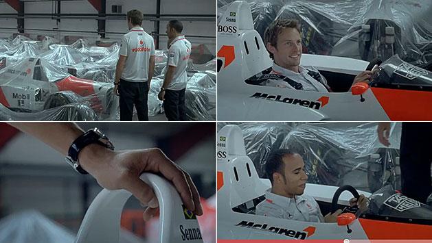 McLaren Heroes