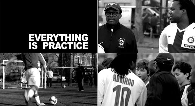 Nike Practice