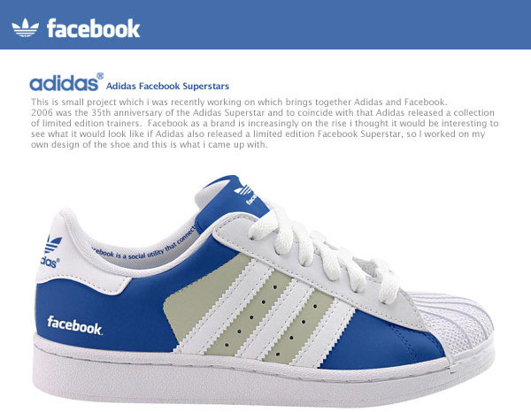 Facebook Twitter Shoes Tenis