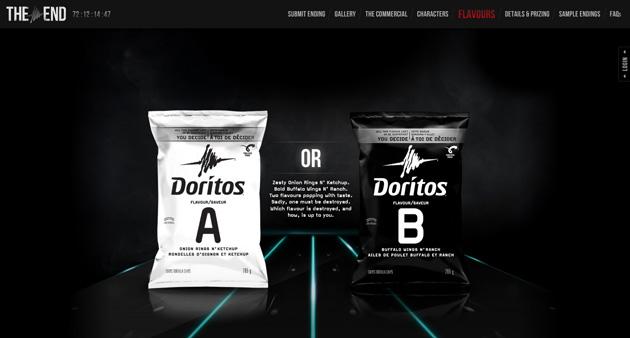 The End Doritos