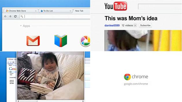 Google usa tom emocional para promover Chrome em campanha ...