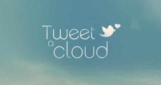 Tweet a Cloud