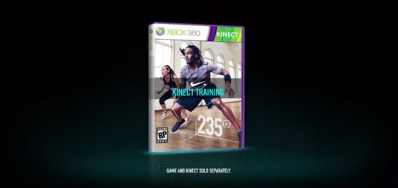 Nike Kinect