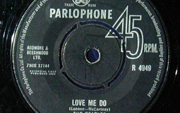 Beatles – love me do