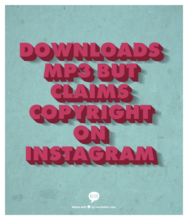 downloadsmp3claimscopyrightinstagram