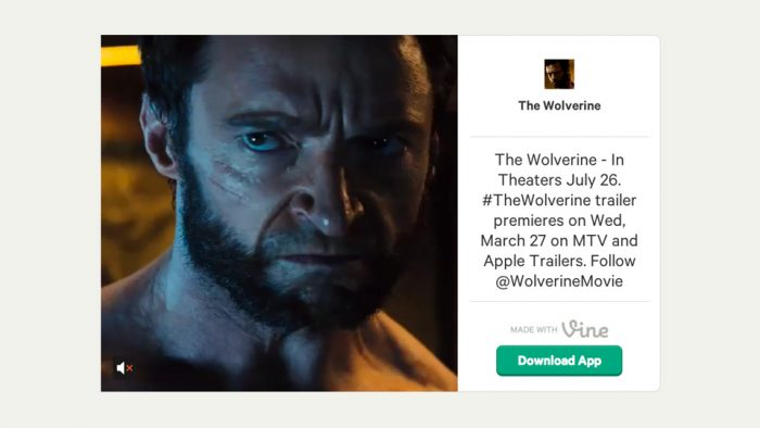 Wolverine Vine