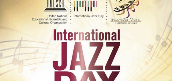 Unesco Jazz Day poster