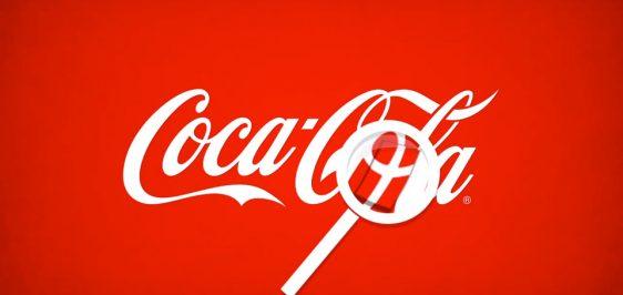 Coca-Cola Denmark Flag
