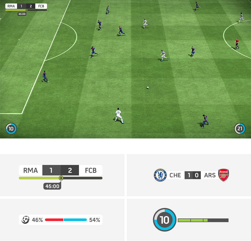 Fifa Interface Concept