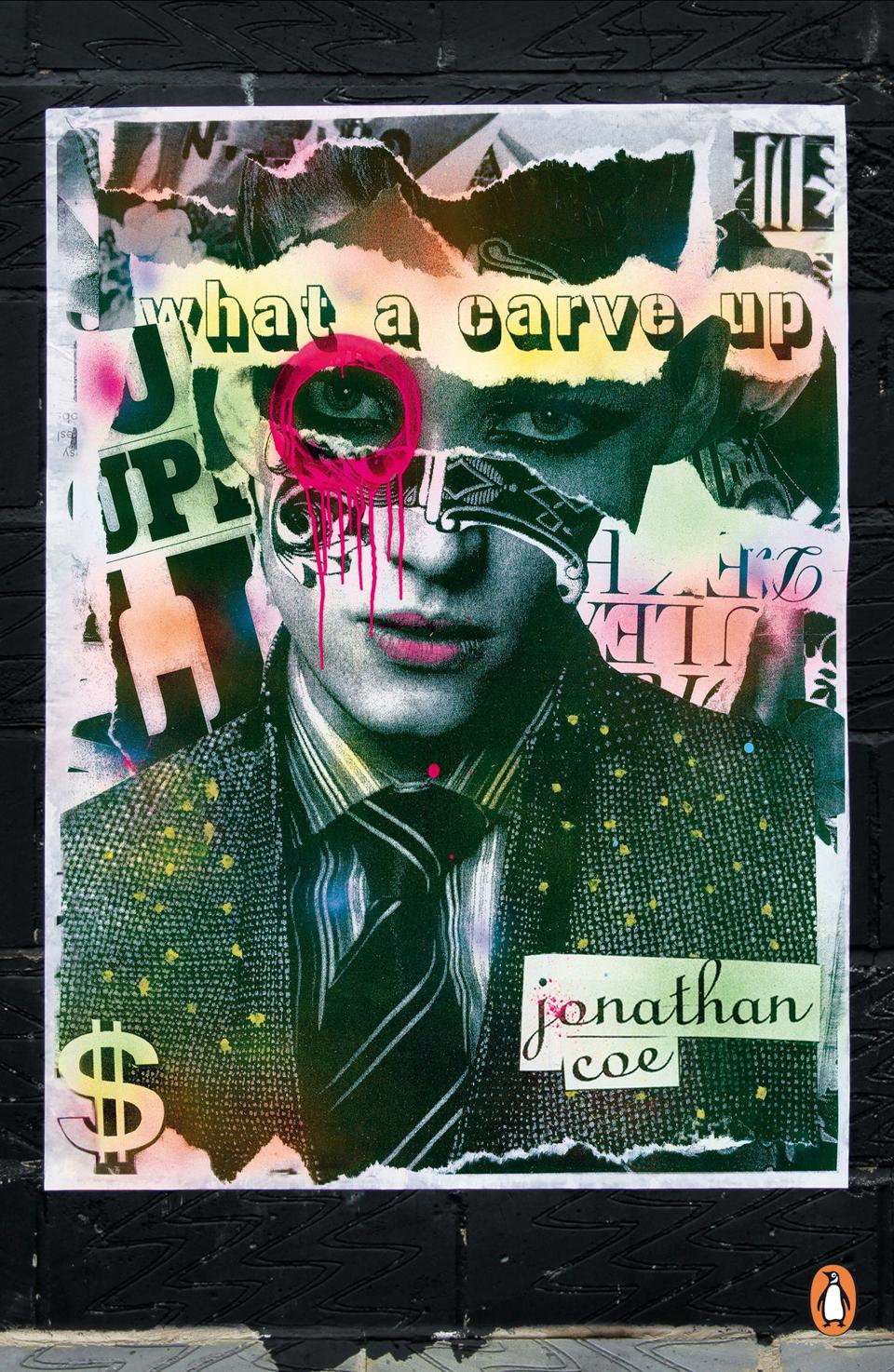 What a Carve Up! (Jonathan Coe) - Artista: Dain