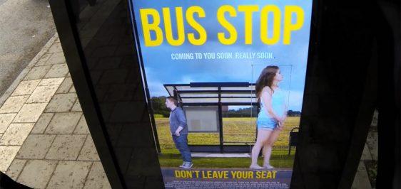 Adobe Bus Stop