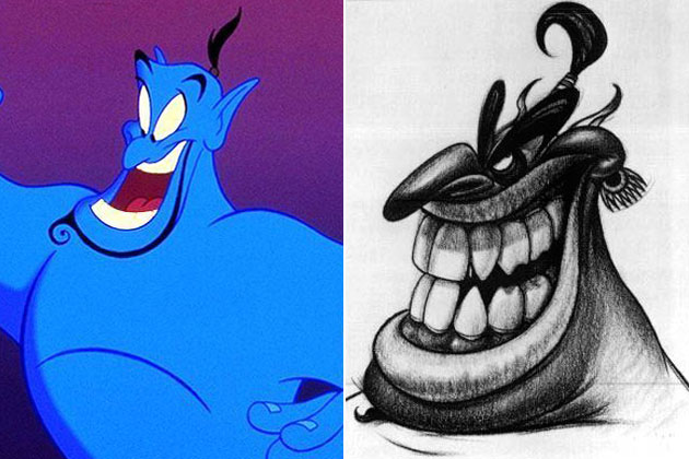 early_movie_concept_art_genie_aladdin