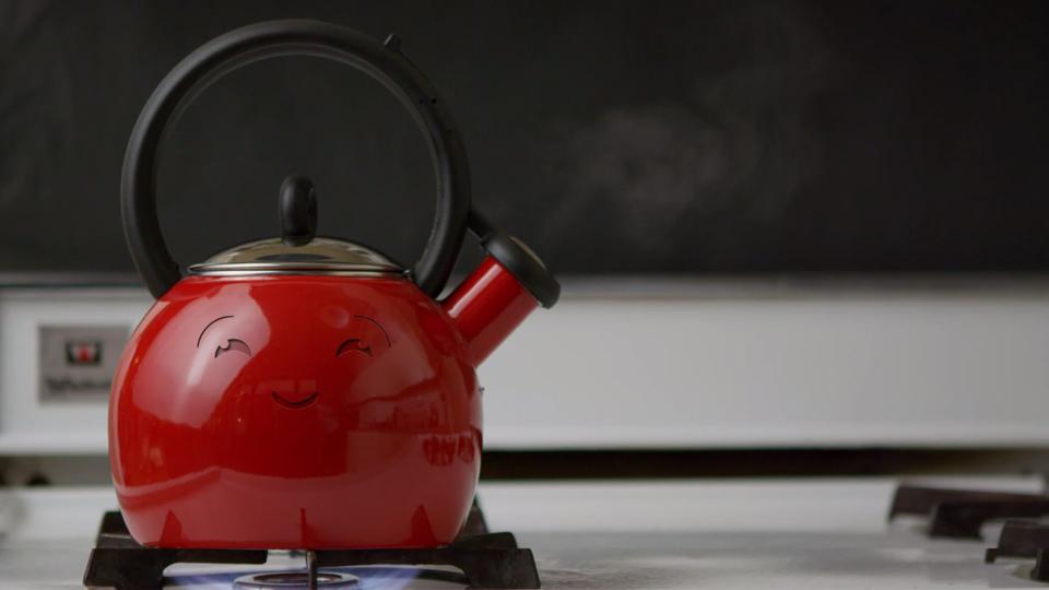 Кипящий чайник гифка