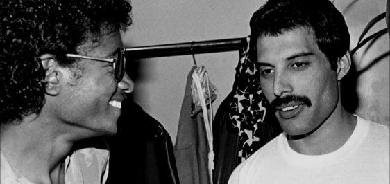 Freddie-Mercury-e-Michael-Jackson