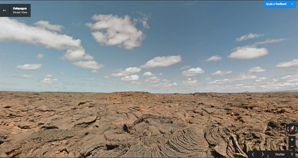 Galápagos Street View