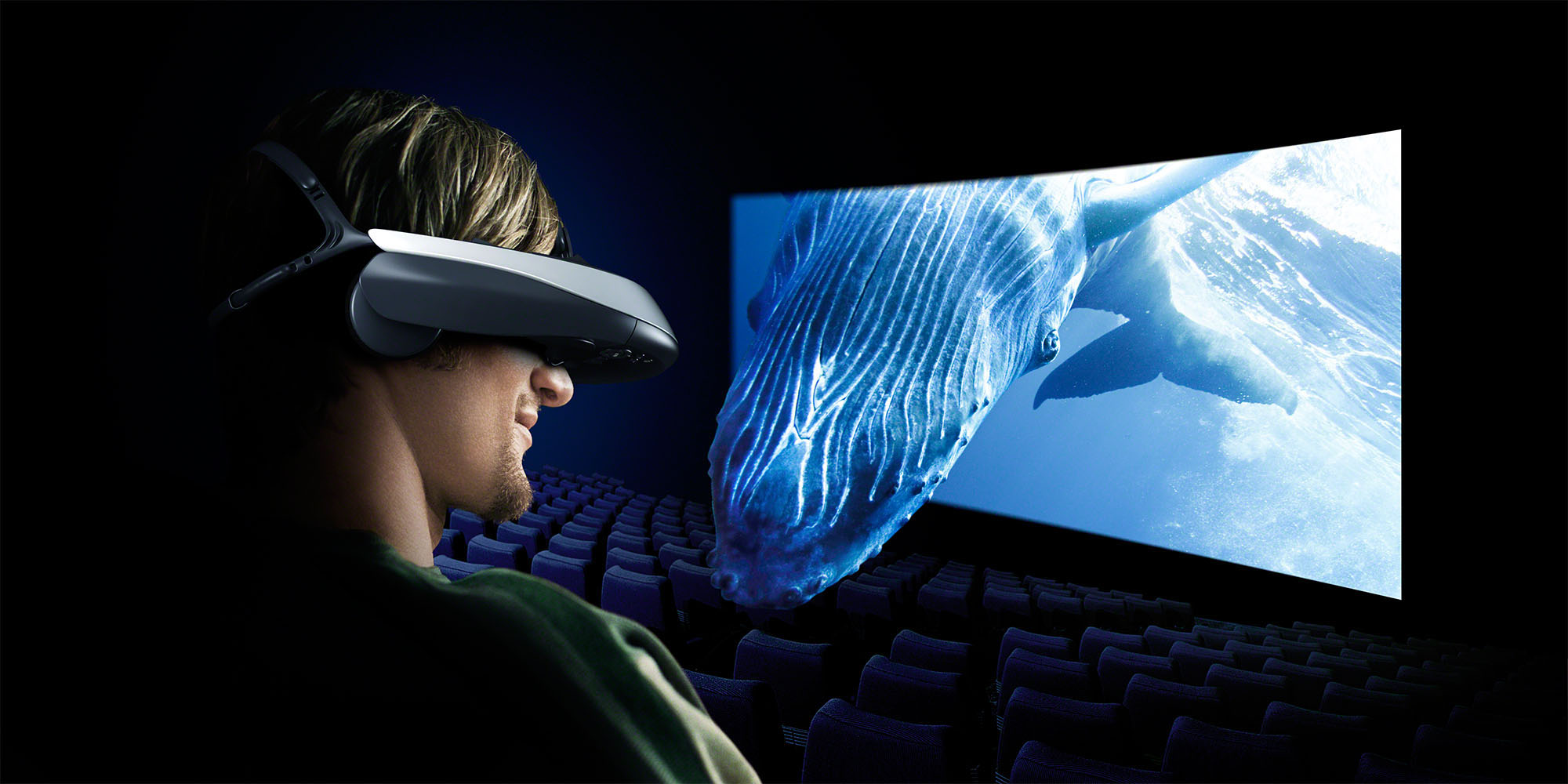 SONY OF CANADA LTD. - World's First 3D Head Mounted Display