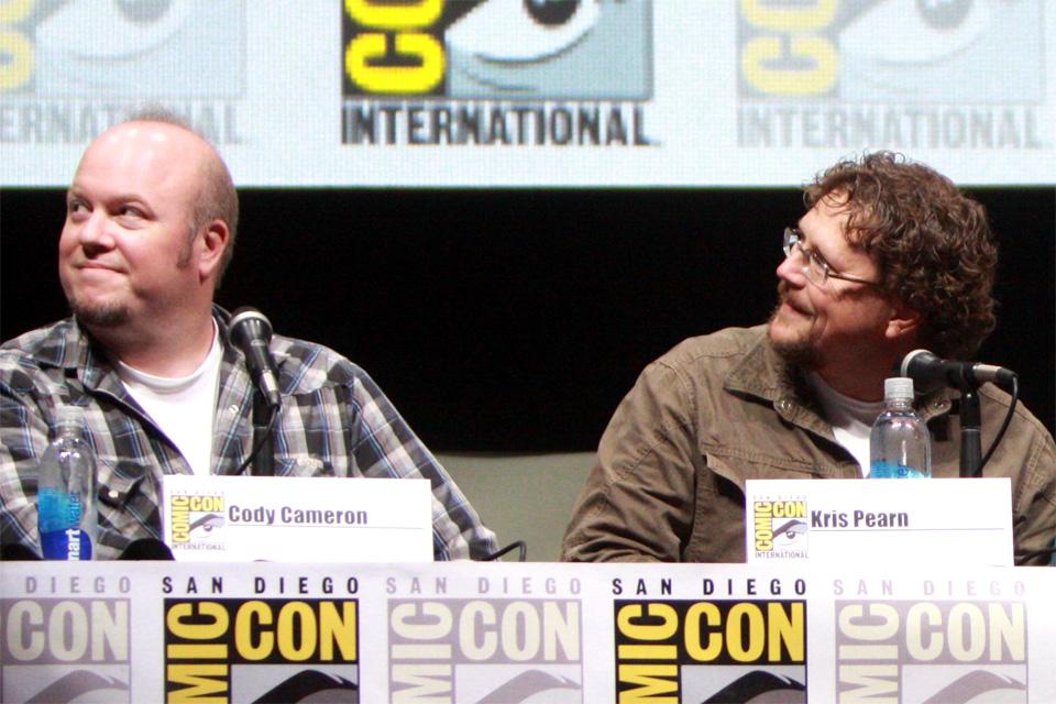 Os diretores na Comic Con 2013