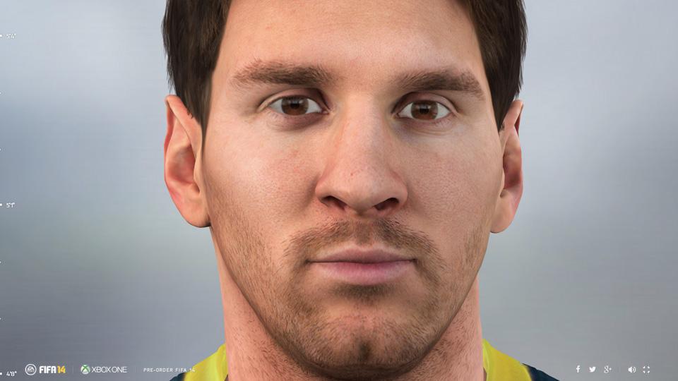 Messi Avatar