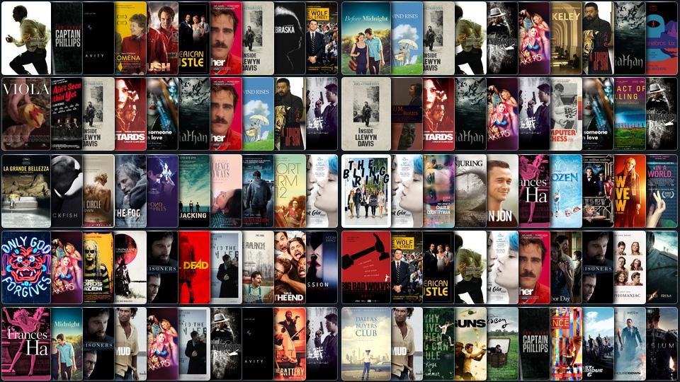 flista de filmes