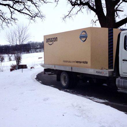Amazon Nissan Box