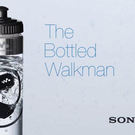 Bottled Walkman