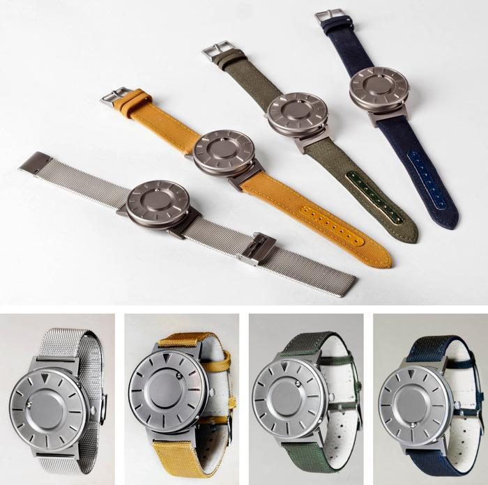 09a802a08ce Um relógio criado para cegos está chamando a atenção também de quem ...