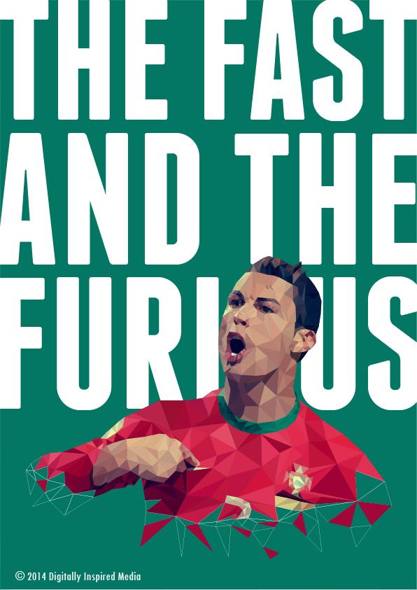 Cristiano Ronaldo tem equilíbrio, poder, visão e é o mais rápido ...