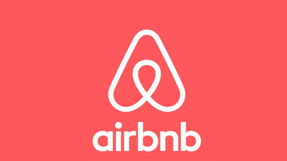 novo logo do Airbnb