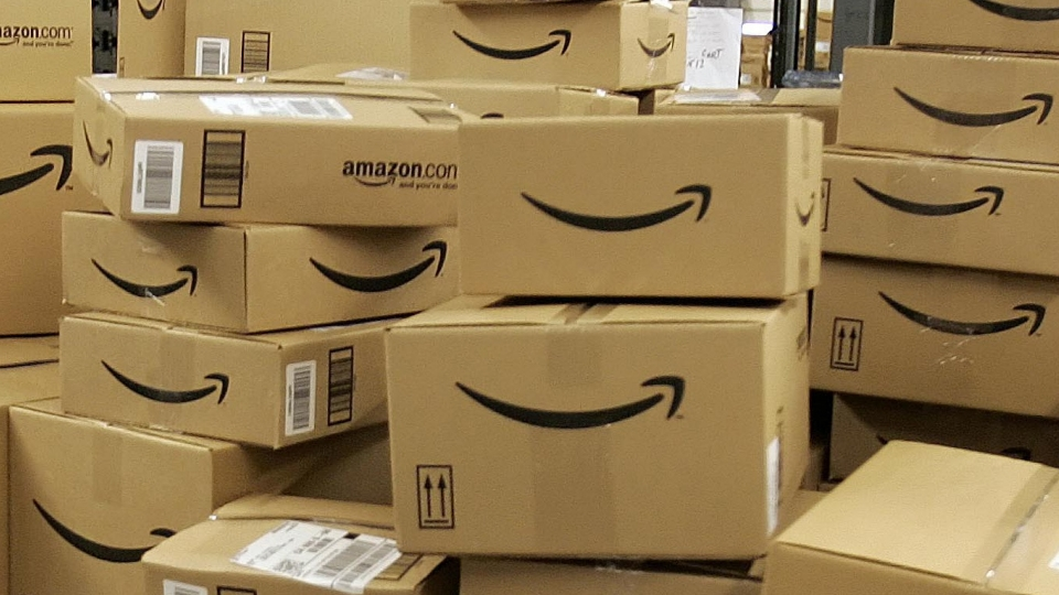 amazon-pacotes