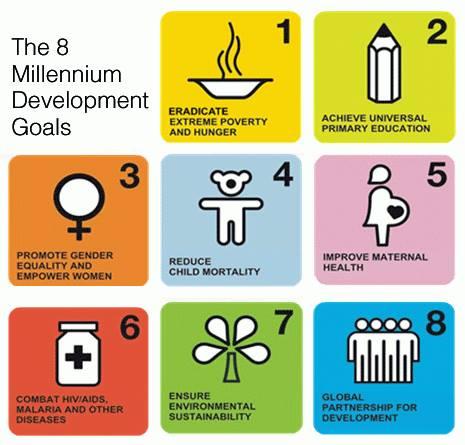 Objetivos do Milênio da ONU
