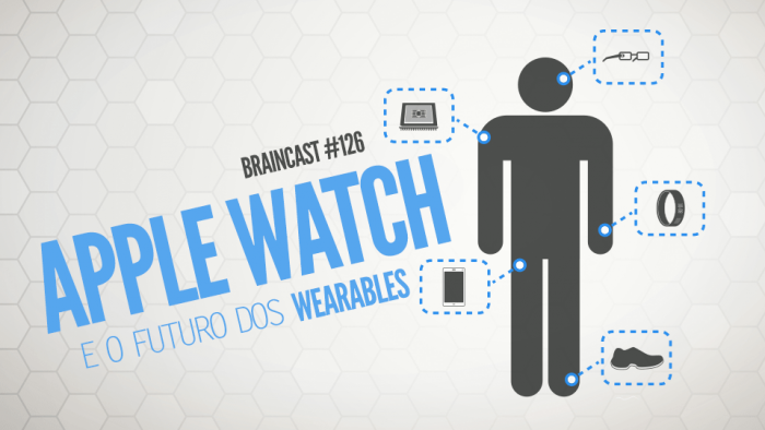 Braincast 126 – Apple Watch e o futuro dos wearables