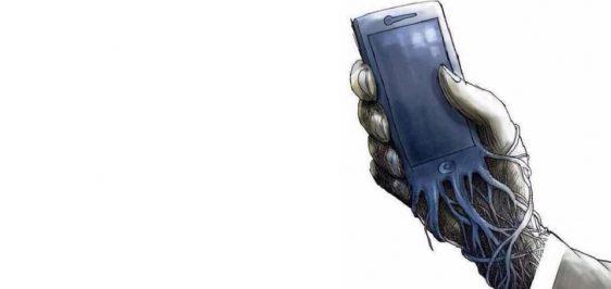 banksy-smartphone