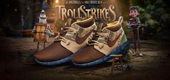 Nike Boxtrolls