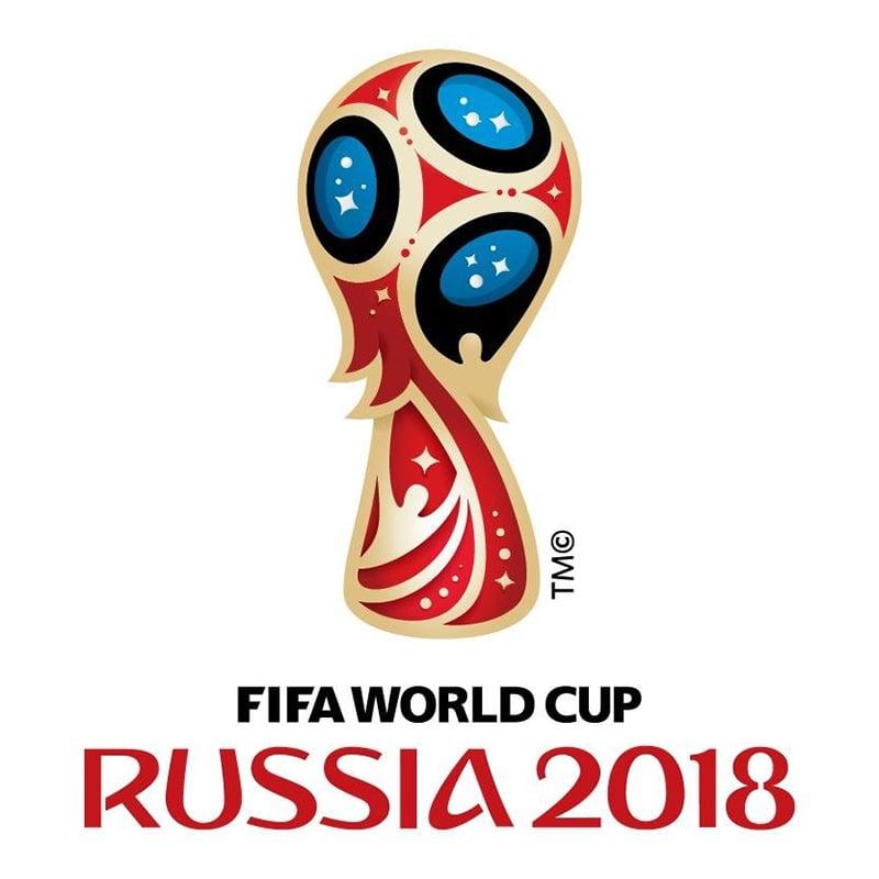 Resultado de imagem para logo da copa da russia 2018