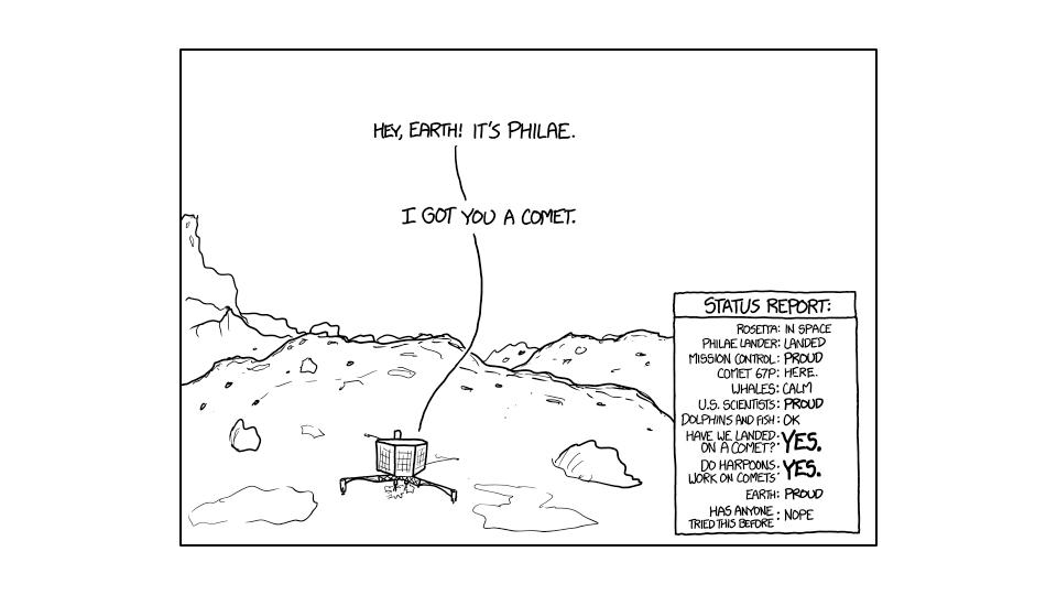 philae-comet