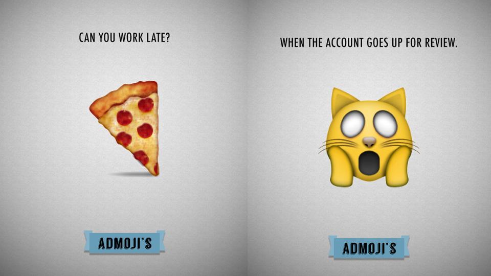 Admojis Emojis Com Pequenas Frases Que Ganham Novo Sentido