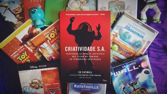 Criatividade S.A. Livro