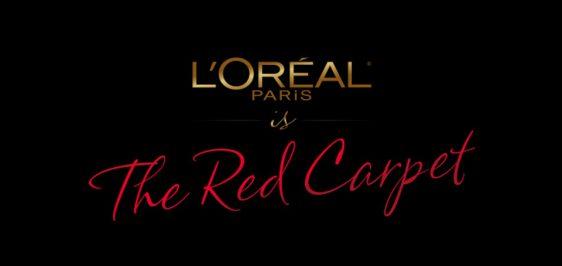 loreal-paris-red-carpet