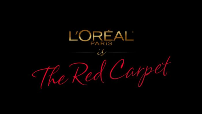 loreal-paris-red-carpet