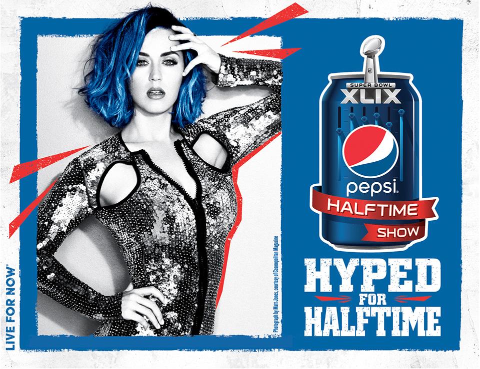 Super Bowl Katy Perry