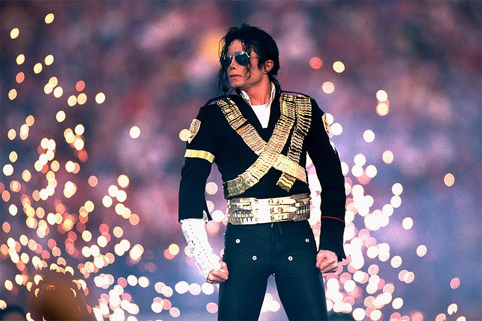 Super Bowl Michael Jackson