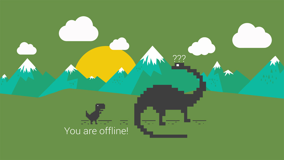 t-rex-ofline-chrome