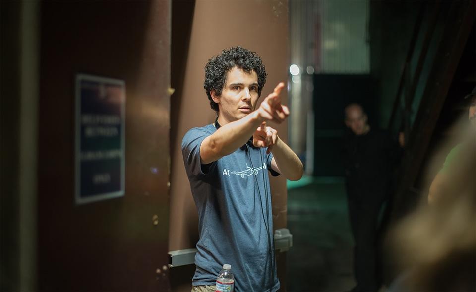 O diretor Damien Chazelle